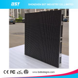IP65 imperméable à l'eau P6.67mm Outdoor High Brightness Full Color Stage Show LED Mur vidéo