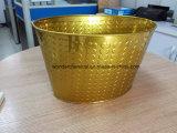 Rivestimento della polvere del bicromato di potassio dell'oro dello specchio di doppi strati per le decorazioni d'acciaio