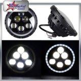 Runder 60W LED Scheinwerfer für JeepWrangler Jk Hummer