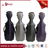 高品質のチェロ形の堅いバイオリンの箱(CSV-P601)