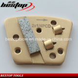 1/я инструментов диаманта PCD конкретных меля для покрывать удаление