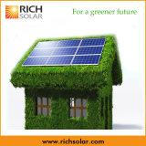 풍차를 가진 소형 태양 에너지 에너지가 3kw에 의하여 사용 집으로 돌아온다