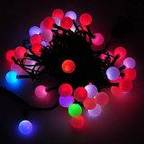 ملائمة [أوسب] كرة خيط ضوء [5م] [50لدس] لأنّ عيد ميلاد المسيح زخرفة