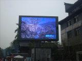L'extérieur de la publicité fixe P5/affichage de panneaux LED/l'écran
