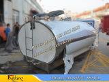 8000liter de leche de acero inoxidable de almacenamiento Tanque Enfriador de Leche