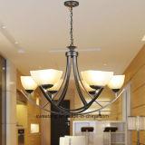 Lâmpada moderna do candelabro do pendente do estilo de Médio Oriente para o projeto do hotel