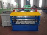 Metallblatt-walzen rollender gewölbter Dach-und Wand-Produktionszweig die Formung der Maschinen-Dach-Rolle kalt, die Maschine bildet