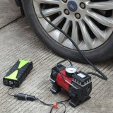 16800mAh 800A Peak Portable Power Bank Jump Starter para el coche