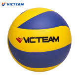 De tamaño oficial 5 4 de Voleibol de cuero de PU laminado