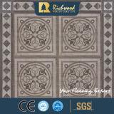 8.3Mm comercial de textura de madeira teca piso de madeira laminado resistente à água