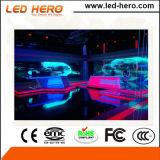 Indicador de diodo emissor de luz transparente popular elevado do arrendamento P10.41mm do estágio interno