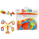 Het Speelgoed van de Bouw van de Jonge geitjes van het Stuk speelgoed van Bouwstenen DIY (H7845043)