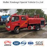 de Vrachtwagen Euro3 van de Motor van de Brand 4.5ton Dongfeng