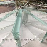 5mmの家具のための超明確なガラスまたはフロートガラス明確な