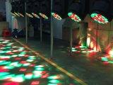 Der DJ-Disco-RGBW 19*15W 4in1 bewegliches Hauptstadiums-Licht Summen-Bienen-des Augen-LED