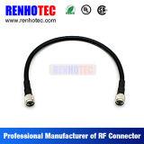 Type N mâle pour câble de connecteur