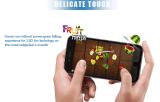 Nieuw! De hete Verkochte 9h 3D Gebogen AntiSchok maakte Glas voor iPhone 7 /7 Puls 6/6s plus OEM de Dienst aan