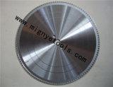 La circonvallazione di alluminio del CTT di taglio la lama per sega