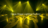 Punkt-Träger-Wäsche-Animation des DJ-Disco-bewegliche Hauptlicht-200W