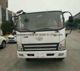 FAW 5 выжимк обжатия 5 Cbm Compactor тонн тележки отброса