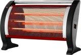 calefator elétrico com forma do cilindro