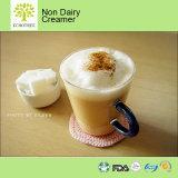 Nicht Molkereikaffee-Rahmtopf verwendet für sofortigen Kaffee