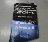 рекламировать высокого разрешения 13oz напольный Преграждает-вне знамя винила (SS-VB110)
