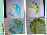 Automatic CD DIGITAL VERSATILE DISC Printer One Time Printing 50PCS Disc