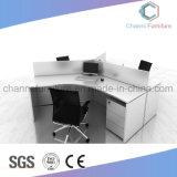 現代家具の事務机のコンピュータ表の木ワークステーション