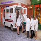 Миниый автомобиль машины скорой помощи e для тренировки малышей