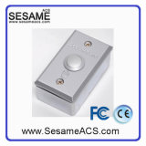 Bouton de porte en alliage de zinc avec base avec 2 touches (SB53E)
