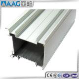 Mur en verre de partition modulaire en aluminium matérielle de profil de cloison de séparation de bureau