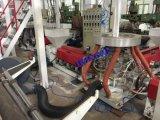 Три слоя Coextruding высокой емкости для выдувания пленки машины с системой автоматического переключателя стеклоподъемника двери водителя