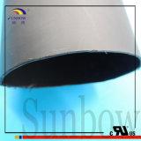 L'adesivo pesante della parete ha allineato il 3:1 nero della tubazione dello Shrink di calore della poliolefina