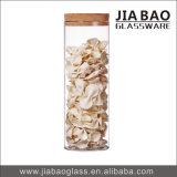 580ml de goedkope Kruik van het Glas van Borosilicate van de Prijs met Cork Deksel