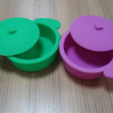 Cute Dog Shape Silicone Lunch Box