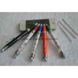 カスタム昇進の環境に優しいリサイクルされたクラフト紙ロールペン