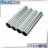 Le tube sans joint anodisé de haute résistance murent légèrement le tube en aluminium