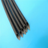 De silicone Met een laag bedekte Kokers van de Draad van de Thermische Isolatie van de Glasvezel Elektrische
