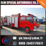 5000L 4 * 4 Isuzu Rescue Fire Fighting Truck