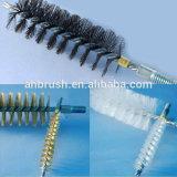Escova abrasiva industrial da cerda de arame da tubulação para a venda