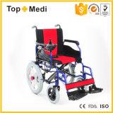 Appareil médical Nouveau produit Puissance invalide Prix de chaise roulante électrique électrique pliable