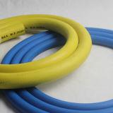 Mangueira de água isolada com trança de fibra de mangueira de borracha de alta pressão com Ce e ISO 9001