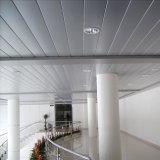 Потолок ый металлом ложный линейный для нутряная декоративной