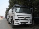 Procesamiento por lotes de hormigón HOWO VEHÍCULO 6X4 camiones hormigonera