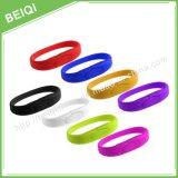 주문을 받아서 만들어진 디자인 다채로운 실리콘 소맷동 USB