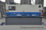 Máquina que pela del CNC de QC11k 6*3200 del corte hidráulico de la guillotina