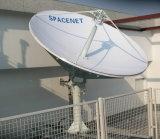 2.4m Vsat Rxtx Satellitenschüssel-Antenne