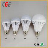 Batteria di litio Emergency dell'indicatore luminoso di lampadina della lampadina LED del PC 9W di economia delle lampadine del LED 3 ore di lampade del LED