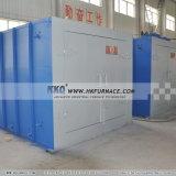 Forno industrial de circulação de ar quente para secagem, pré-aquecimento, curar etc.